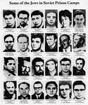 a partial list of Jews in Soviet prison camps, circa 1970s