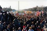 "Dec. 1987: ""Freedom Sunday"" March on Washington for Soviet Jewry"