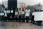 1989: Demonstration in Moscow on Holocaust Day